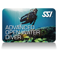 Advanced Open Water Diver SSI